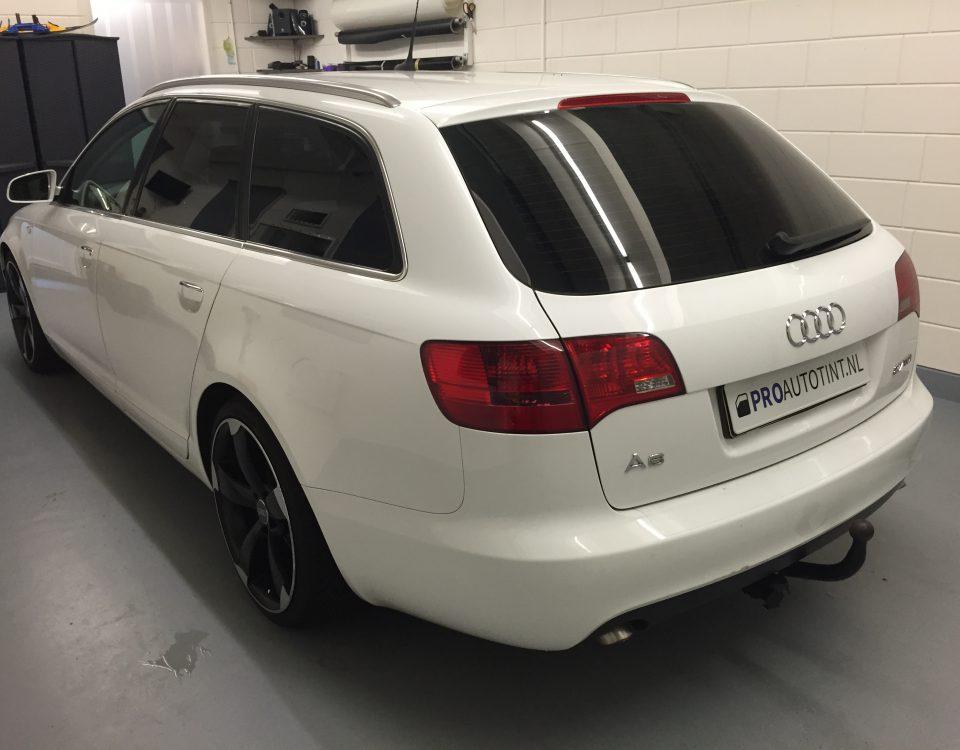 Audi A5 ramen blinderen