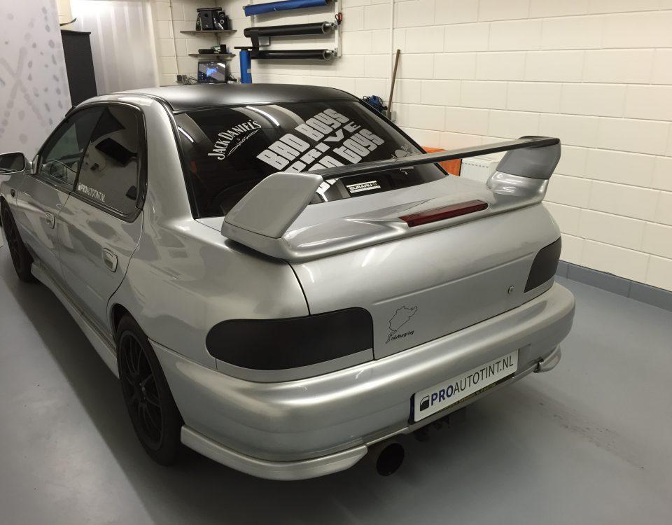 Subaru ramen blinderen