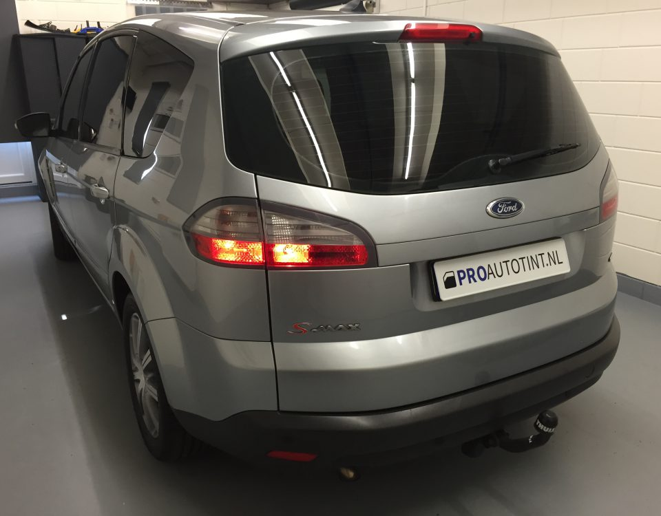 Ford S-MAX ramen blinderen