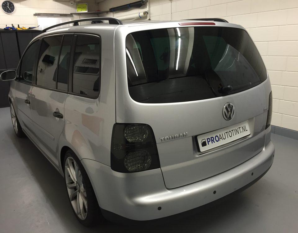 Volkswagen Touran ramen blinderen