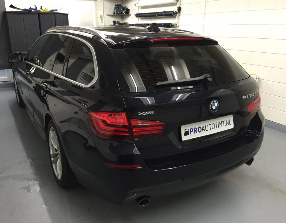 BMW 535I XDrive ramen blinderen