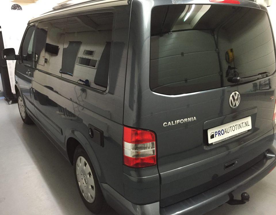 Volkswagen California ramen blinderen