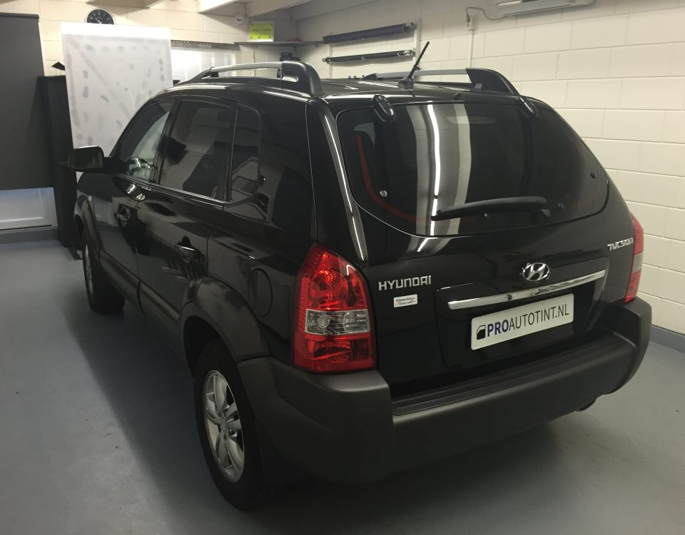 Hyundai ramen blinderen