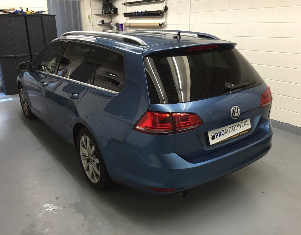 Volkswagen ramen blinderen