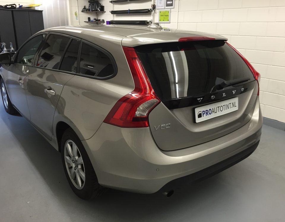 Volvo V60 ramen blinderen