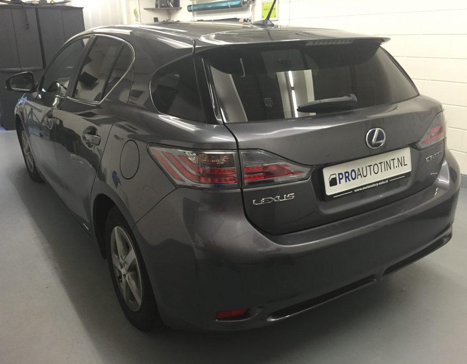 Lexus ramen blinderen