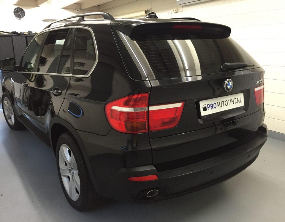 BMW X5 ramen blinderen