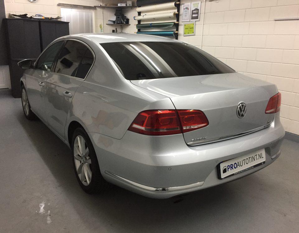 Volkswagen Passat ramen blinderen
