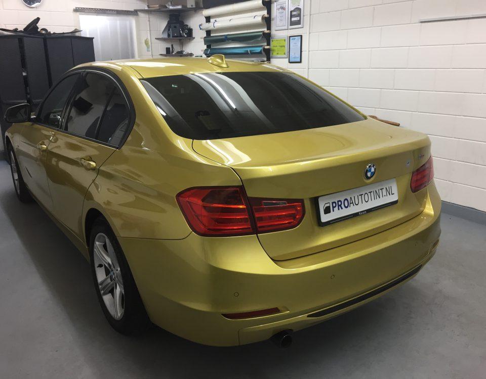 BMW F30 ramen blinderen