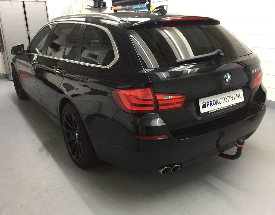 BMW ramen blinderen