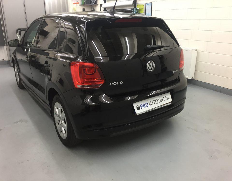 Volkswagen Polo ramen blinderen