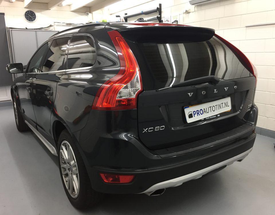 Volvo XC60 ramen blinderen