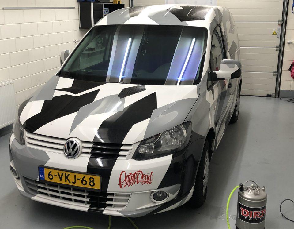 Volkswagen wrappen