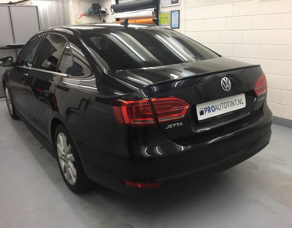 Volkswagen Jetta ramen blinderen