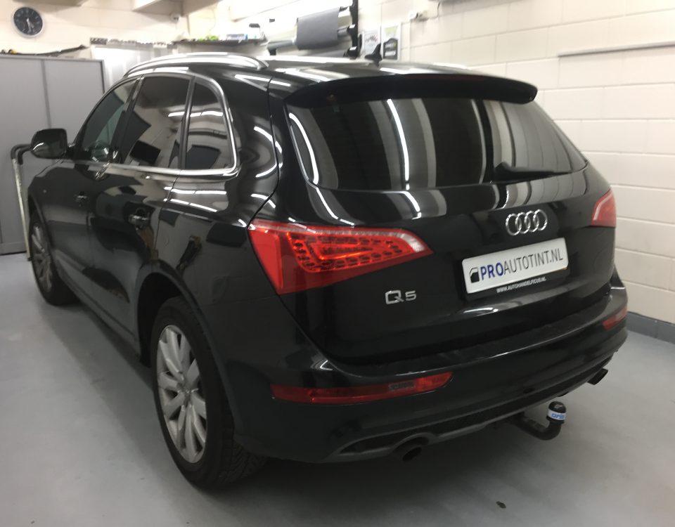Audi Q5 ramen blinderen