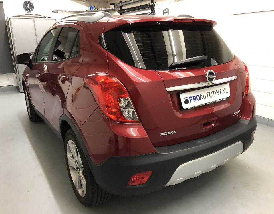 Opel Mokka ramen blinderen