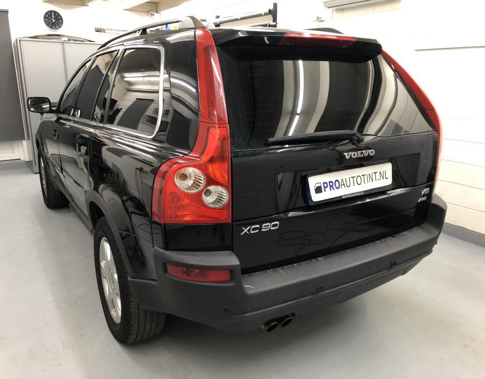 Volvo XC90 ramen blinderen